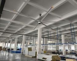 永磁工业吊扇与感应工业吊扇的简单对比